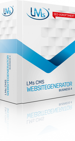 LMs CMS Websitegenerator Business 4