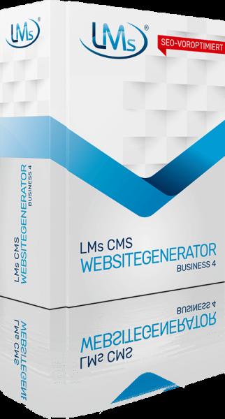 LMs CMS Websitegenerator Business 4