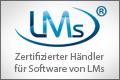 Zertifizierter Händler für Software von LMs